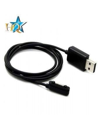 Sony (Analog) Xperia Z1 / Z Ultra / Z1 Compact magnetic Original Data Cable (M-S Blister)