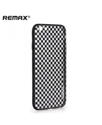 Remax Gentleman Grid Series Premium 0.5mm Thin Back Cover Case Apple iPhone 6 6S 4.7inch