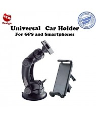 Ex Line WSM-11L (Smart 1) Universal (10.5-14.5cm) Car holder with window attachment + air vent