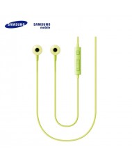 Samsung HS130 Galaxy Stereo 3.5mm Headset with microphone and volume control Green
