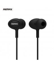 Remax RM-515 Super Comfort Fit Stereo 3.5mm In-Ear Headset with mic/remote Black
