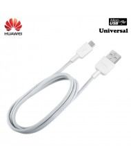 Huawei C02450768A Universal Micro USB 2.0 2A Fast Data and Charger Cable 1m White (OEM)