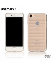 Remax Wave Design Ultra Thin 0.3mm Back case for Apple iPhone 7 (4.7 inch) Transparent