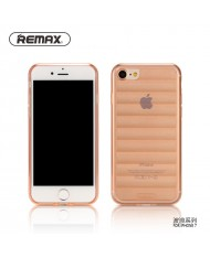 Remax Wave Design Ultra Thin 0.3mm Back case for Apple iPhone 7 (4.7 inch) Rose Gold