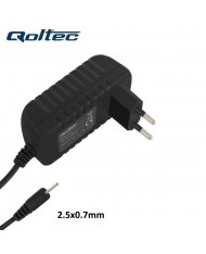 Qoltec 50003 3A 5V 15W 2.5x0.7mm connector Universal Phone & tablet PC Travel Charger with 1.4m Cable