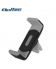 "Qoltec 51211 Mini Car Air Vent Grill Holder for any Smartphone 5-8cm wide (3.5-5.5"" screen diagonal)"
