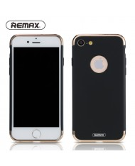 Remax Lock series Creative Ultra-thin 1mm Back Cover case for Apple iPhone 7 (4.7inch) Black