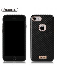 Remax Carbon Surface Desig Ultra-thin 1mm Back Case for Apple iPhone 7 (4.7inch) Black
