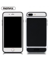 Remax Balance 1.5mm Thin Rubbered Anti-Shock Back Case for  Apple iPhone 7 (4.7inch) Silver