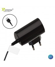 Reverse RTC-1G6 Analog ATADS30 Samsung 20pin Connector 560mAh Travel Charger S5230 G600 L760 (Euro CE) Black