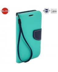 Telone Fancy Diary Bookstand Case Huawei Mate 9 Light Blue/Blue