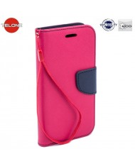 Telone Fancy Diary Bookstand Case Huawei Mate 9 Pink/Blue