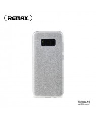 Remax Glitter super thin back cover case for Samsung G955 Galaxy S8 Plus / S8+ Silver