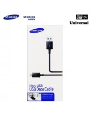 Samsung ECB-DU4EBE Universal Micro USB 2.0 Data and Charger Cable 1.5m Black