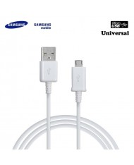 Samsung ECB-DU4EWE Universal Micro USB 2.0 Data and Charger Cable 1.5m White (OEM)