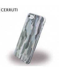 Cerruti CEHCP7CAGR Camouflage TPU back cover case for Apple iPhone 7 (4.7inch) Green
