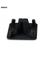 Remax RM-C25 Safe Driving Car panel Universal Nano Silicone Stand Holder for All Smartphones Black