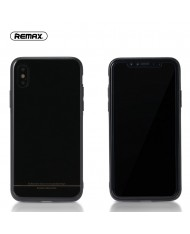 Remax RM-1653 Yarose prime series perfect protection Back cover case for Apple iPhone X / iPhone 10 Black