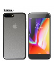 Remax Creative case series Super thin & soft 0.3mm Back cover case for Apple iPhone 7 Plus / 8 Plus (5.5inch) Black