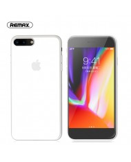 Remax Creative case series Super thin & soft 0.3mm Back cover case for Apple iPhone 7 Plus / 8 Plus (5.5inch) White