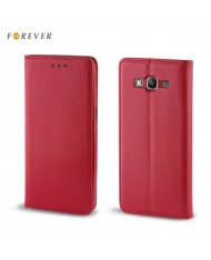 Forever Smart Magnetic Fix Book Case without clip Huawei Honor V10 / View 10 Red