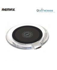 Remax RP-W1 Universal Inductive QI Wireless Charger DC 5V 1A Plate with USB Power Connection Black