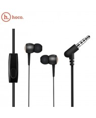 Hoco M19 Drumbeat Universal In-Ear Music and Calls Headset 3.5mm with Microphone and Remote Black
