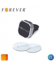 Forever MH-120 Any Device Universal Mini Car Magnetic Holder with Air Grid attachment