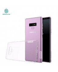 Nillkin Nature Ultra Thin 0.6mm Back cover case for Samsung N960F Galaxy Note 9 Transparent