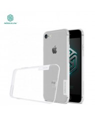Nillkin Nature Ultra Thin 0.6mm Back cover case for Apple iPhone 7 Plus / 8 Plus (5.5inch) Transparent