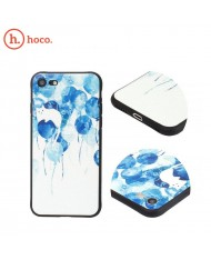 Hoco Cool Colored Balloons Ultra thin 0.5mm hard silicone back cover case for Apple iPhone X / iPhone XS