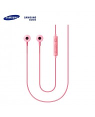 Samsung HS130 Galaxy Stereo 3.5mm Headset with microphone and volume control Pink