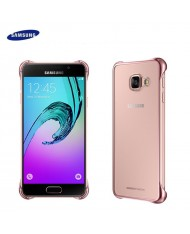 Samsung EF-QA310CZE Super Slim Back Case A310F Galaxy A3 (2016) Clear/Rose Gold (EU Blister)