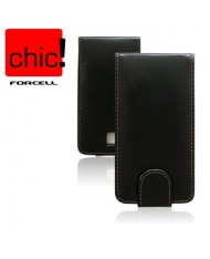 Forcell Vertical Case Sony Ericsson U100i Yari vertical case Black