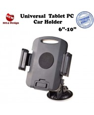 "Ex Line TAB1 Universal Tablet PC 6-10"" Car Holer with window/front panel attachment"