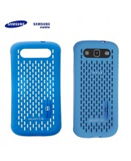 Samsung SAMGSVCBL Super Slim Vent Back Cover Case  for i9300 Galaxy S3 Blue