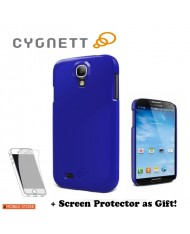 Cygnett CY1165CX Super Slim Glossy Back Case Samsung i9500 Galaxy S4 Blue (EU Blister)