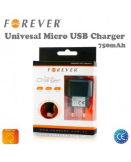 Forever Travel Charger Micro USB 750mAh Universal  HQ Analog Nokia AC-10E
