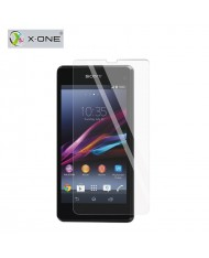 X-One Pro HD Quality Tempered Glass Sony F8332 Xperia XZ Dual Screen Protector 9H Glossy