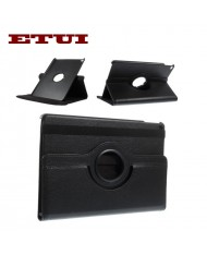 Etui Eco Leather Case wih rotated stand Samsung T230 Galaxy Tab 4 7.0 Black