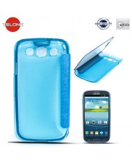 Telone Smart View&Touch Book Case Apple iPhone 6 Plus 5.5inch Blue
