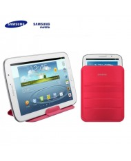 "Samsung EF-SN510BPE Universal 7 - 8"" Galaxy Tab Pouch Case with Stand Pink (EU Blister)"
