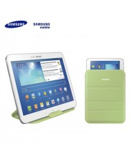 "Samsung EF-ST210BME Universal 7"" Galaxy Tab Pouch Case with Stand Light Green (EU Blister)"