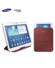 """Samsung EF-ST210BRE Universal 7"""" Galaxy Tab Pouch Case with Stand Dark Red"""