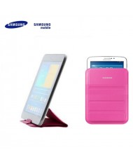 """Samsung EF-ST210BPE Universal 7"""" Galaxy Tab Pouch Case with Stand Pink (EU Blister)"""