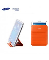 """Samsung EF-ST210BOE Universal 7"""" Galaxy Tab Pouch Case with Stand Orange (EU Blister)"""