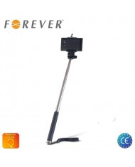 Forever MP-300 Selfie Stick 95cm - Universal Fix Monopod without Shutter Button Black