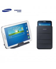 "Samsung EF-ST210BBE Universal 7"" Galaxy Tab Pouch Case with Stand Black (EU Blister)"
