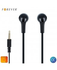 Forever CM-110 X-Bass Music Universal 3.5mm In-Ear Earphones for Mp3/Mp4 Music no Microphone Black