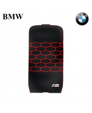 BMW BMFLS4MSR M-Sport Collection Vertical Flip Case Samsung i9500 Galaxy S4 Black (EU Blister)